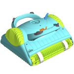 Moby - Dolphin Pool Cleaner by Maytronics